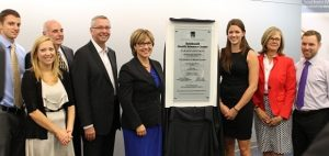Reichwald Health Sciences Centre officially opens