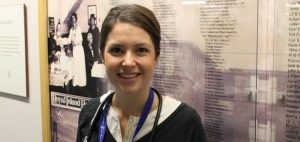 Laura Kosakoski, third year UBC med student