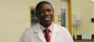 Dr. Olusegun Oydele, Basic Science Instructor