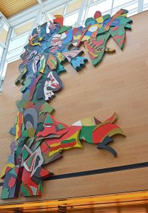 Renowned Canadian artist's work donated to UBC Okanagan