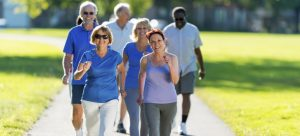 Walk n' Talk for Your Life Teams Up with Global Fitness