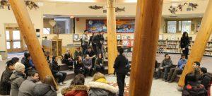Aboriginal health focus of Westbank First Nation visit
