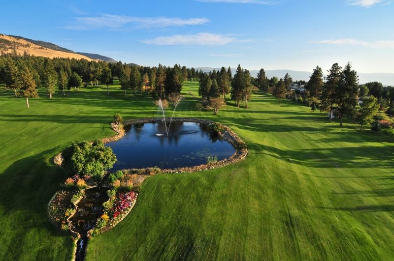 Sunset Ranch Golf Course - Kelowna