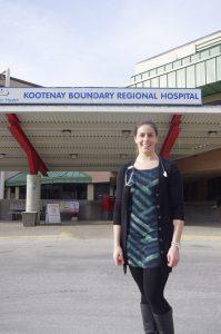 ICC program brings medical student back home