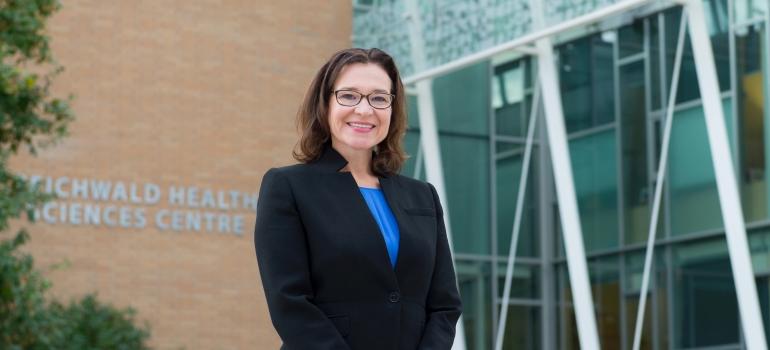 UBC Professor Kathleen Martin Ginis
