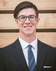 SMP 2018 Graduate – Dr. Colby Finney