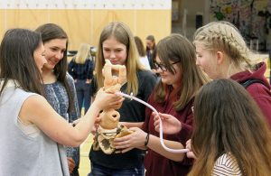Roadshow promotes healthcare careers to rural high school students