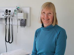 Volunteer Patient – Lori Marshall