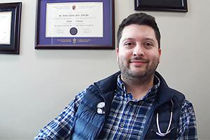 SMP Alumni Check-In: Dr. Joshua Nero